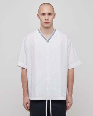 Asylum Shirt in White