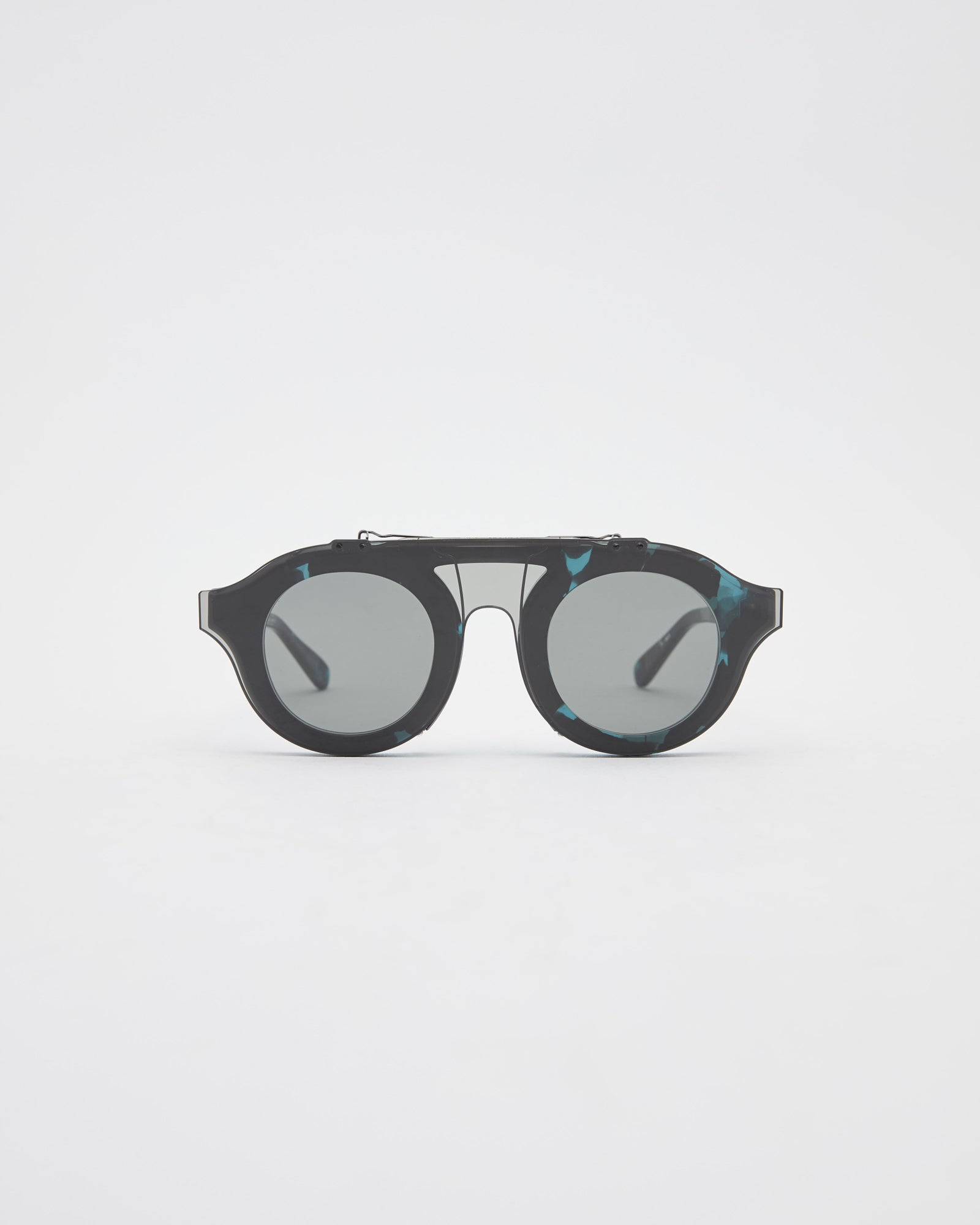Native Sons x sacai Oppenheim Clip in Blue Turquoise