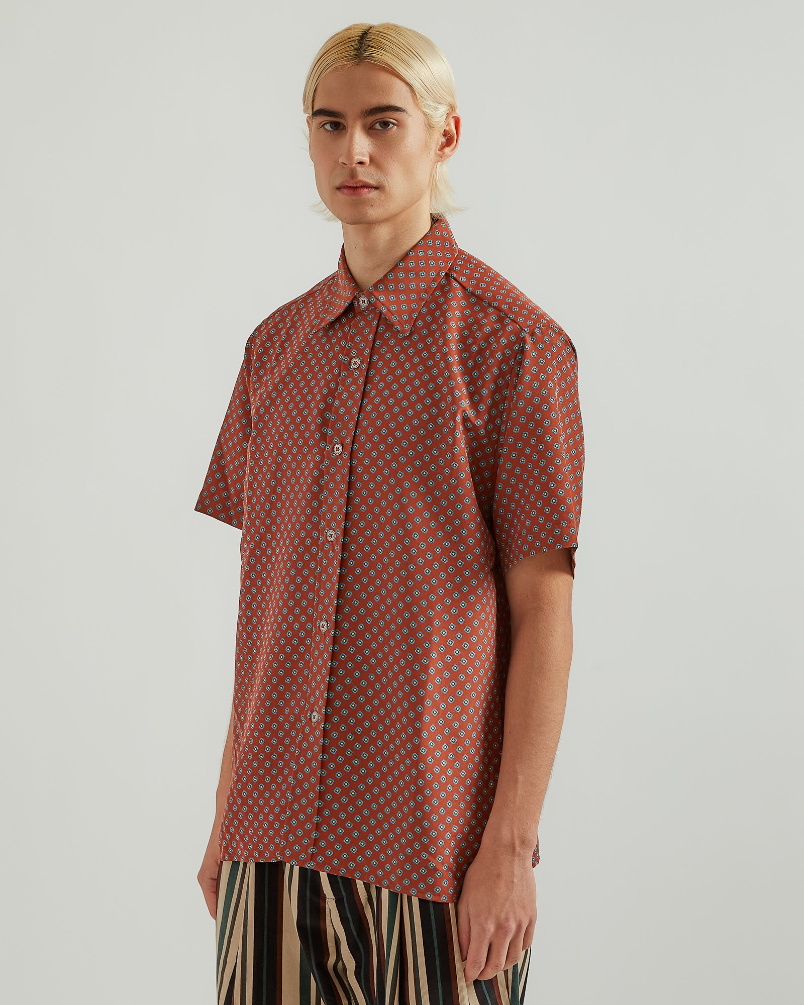 Orchard Shirt in Brown
