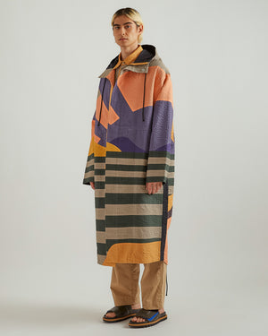 Paradise Parka in Multi-1