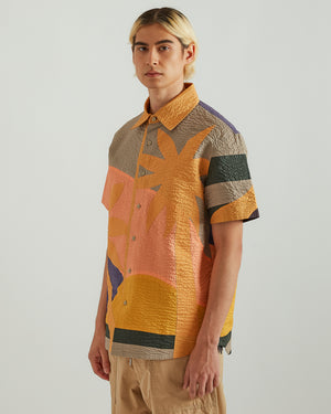 Paradise Shirt in Multi-1