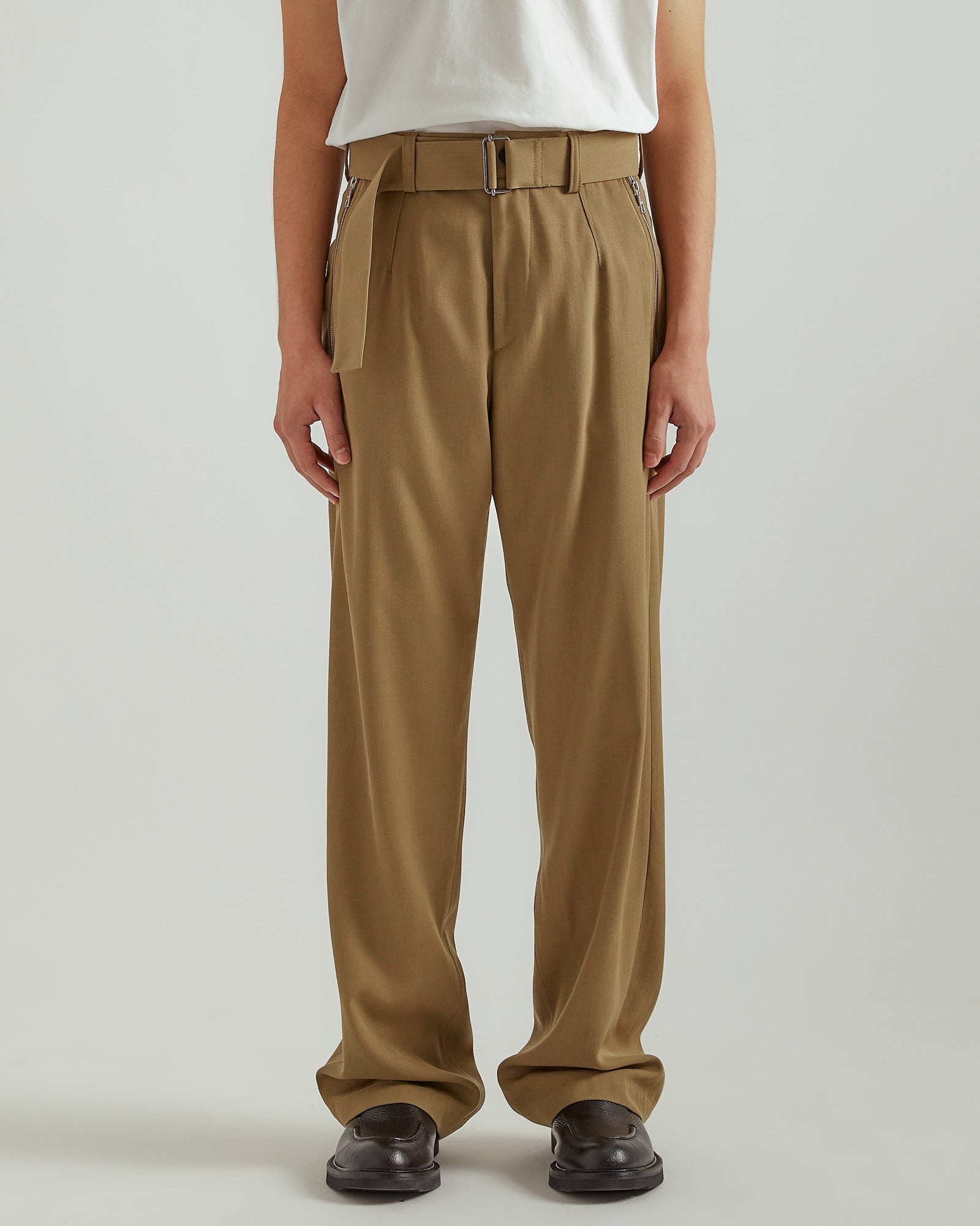 Penson Pants in Sand