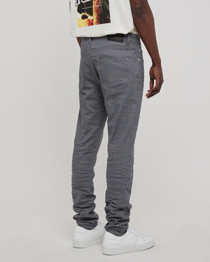 001 Slim Fit Denim in Gray Raw