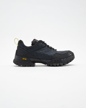 Oblique Sneakers in Black