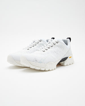 Oblique Sneakers in White