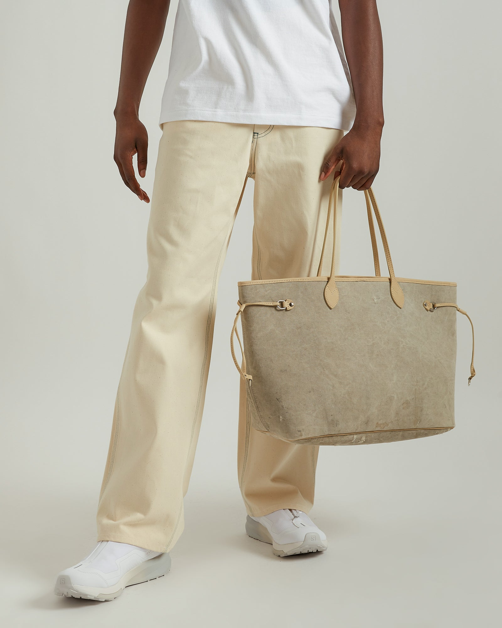 Roomy Bag in White