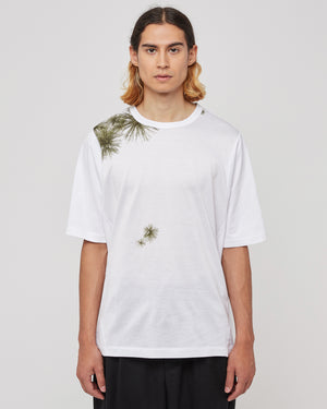Rebuilt T-Shirt in White