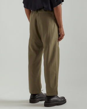 Regs Pant in Dark Moss