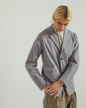 Relaxed 2B Jacket in Gray