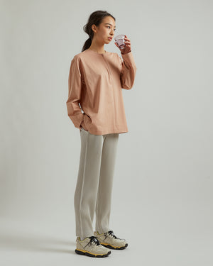 Release Cotton T-Shirt in Summer Pink