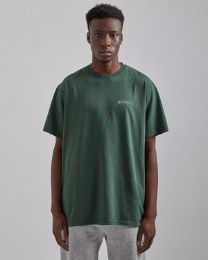 Rizzoli T-Shirt in Forest Green