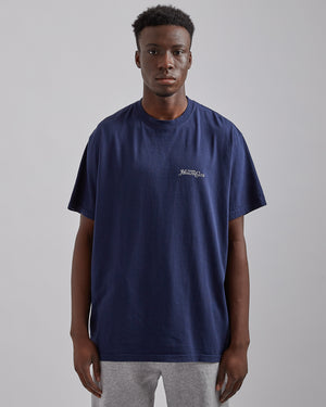 Rizzoli T-Shirt in Navy