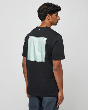 Roden Gray Mark T-Shirt in Black