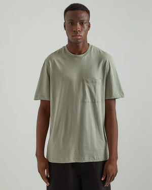 Rosedale T-Shirt in Cadet Green