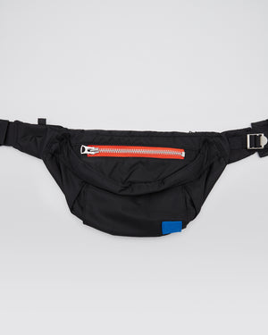 Porter Waist Bag in Black