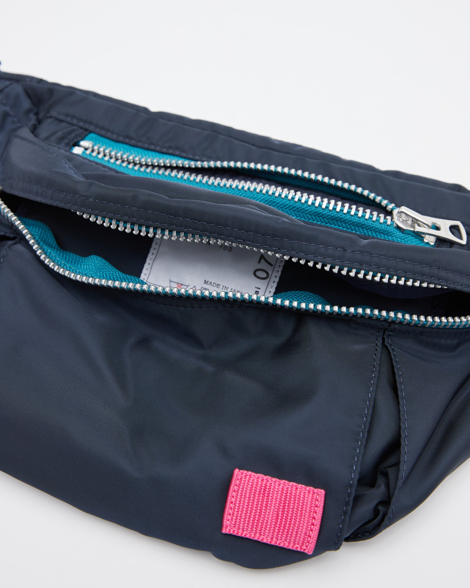 Porter Waist Bag in Navy
