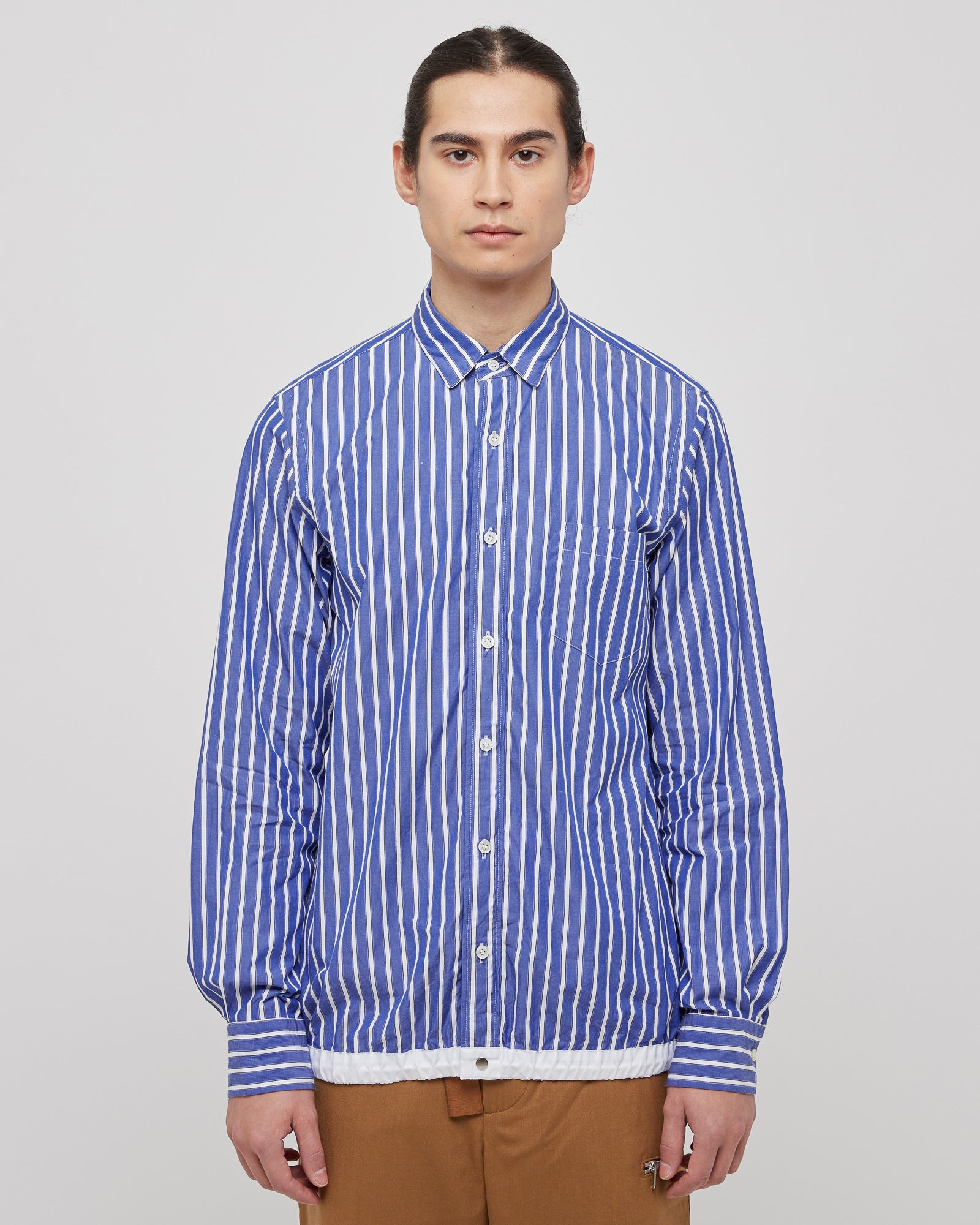 Stripe Shirt in Blue
