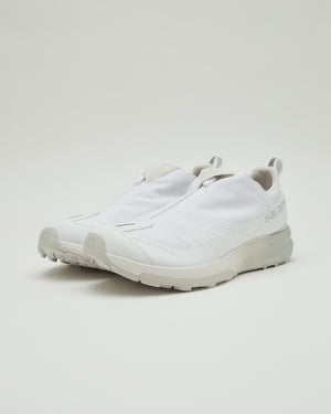Salomon For Fumito Ganryu Ultra Sneakers in White Lunar Rock