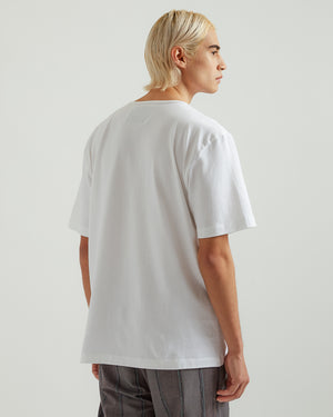 Salon T-Shirt in White