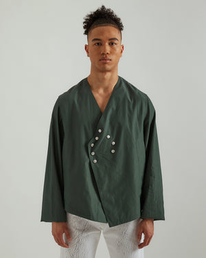 Skaftbladen Jacket in Carcia Green