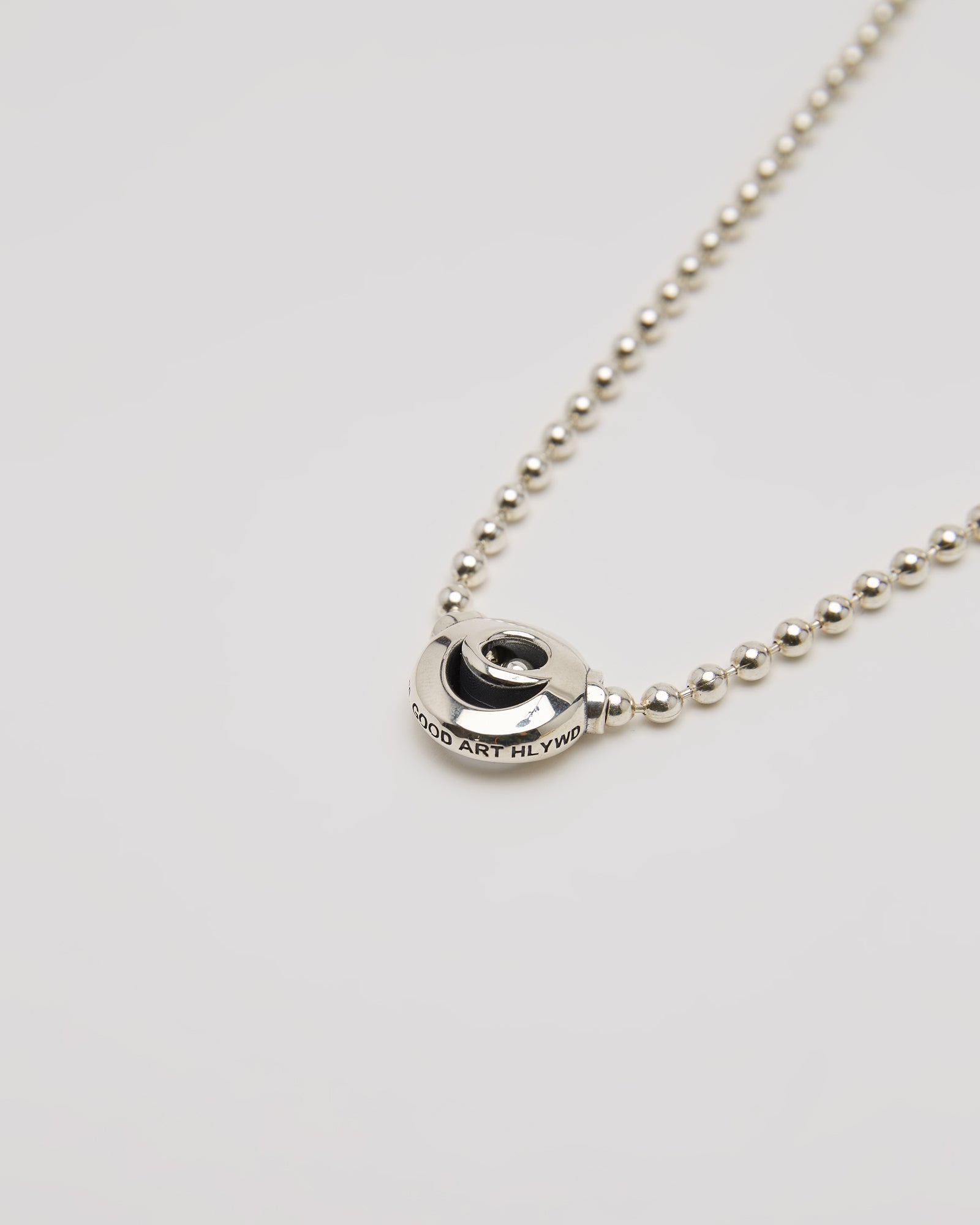 Smiles Necklace, sterling