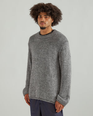 Spark Sweater in Silver