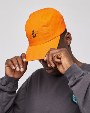 Sport Logo 7-Panel in Orange