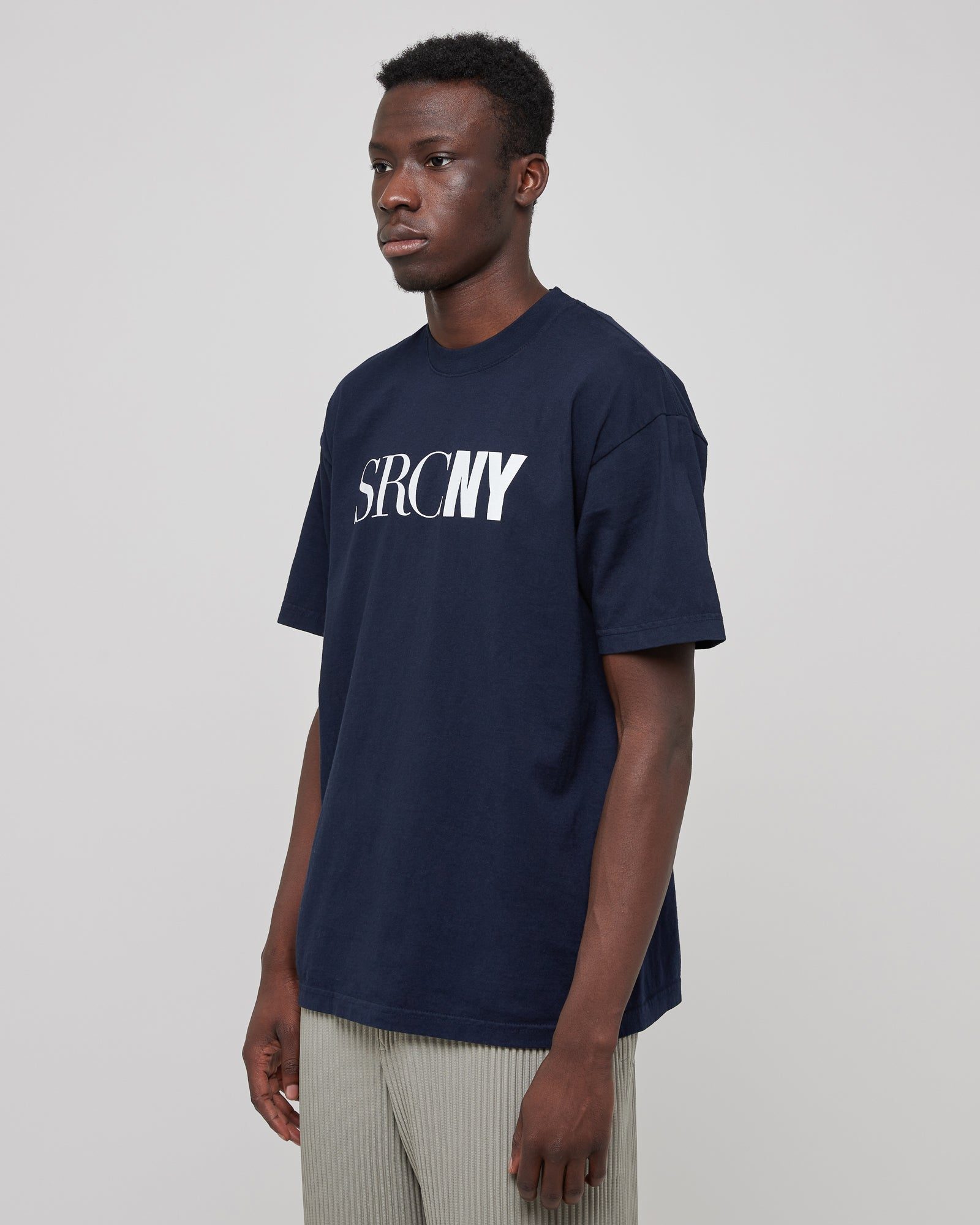SRCNY T-Shirt in Navy