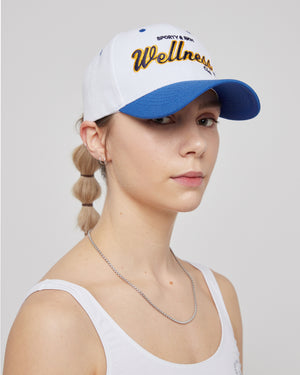 Sports Hat in White