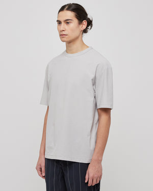 Dry Touch T-Shirt in Light Gray