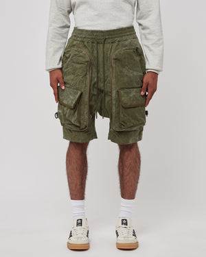 Tactical Shorts in Green