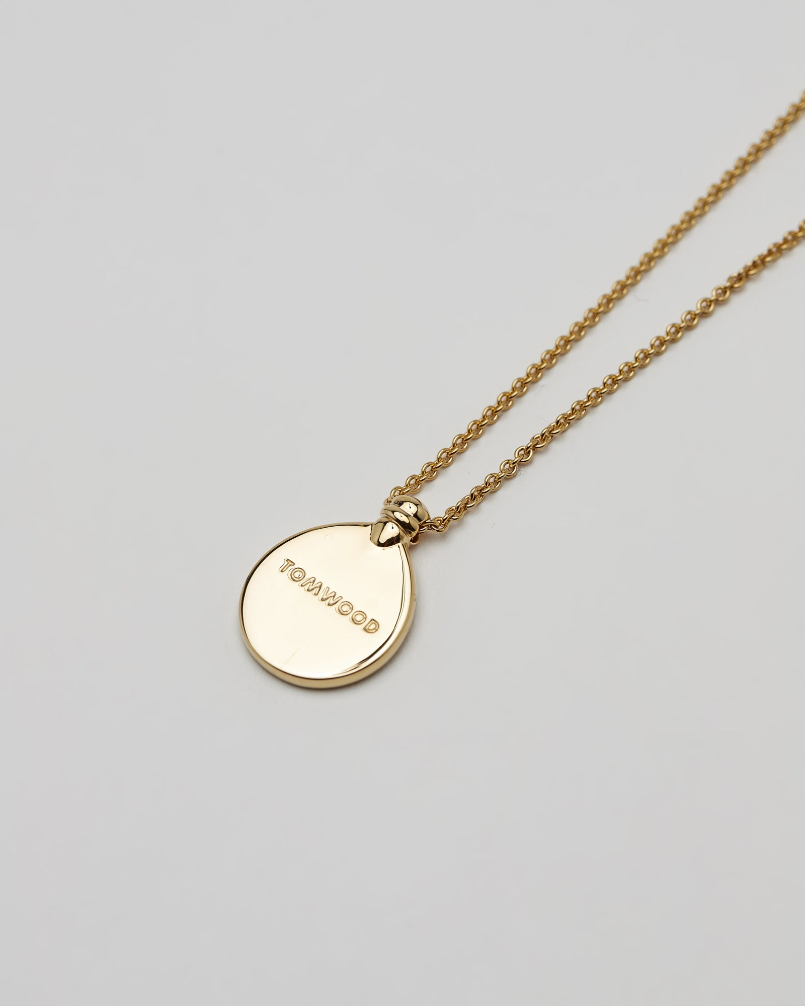 Tommy Pendant in Gold