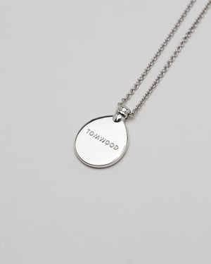 Tommy Pendant in Silver