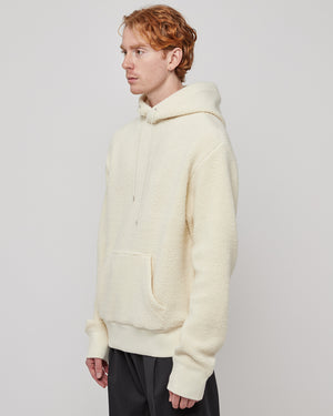 Totem Hoodie in Off White