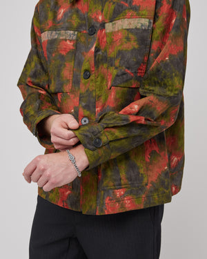 Triptech BDU Jacket in Red Camo