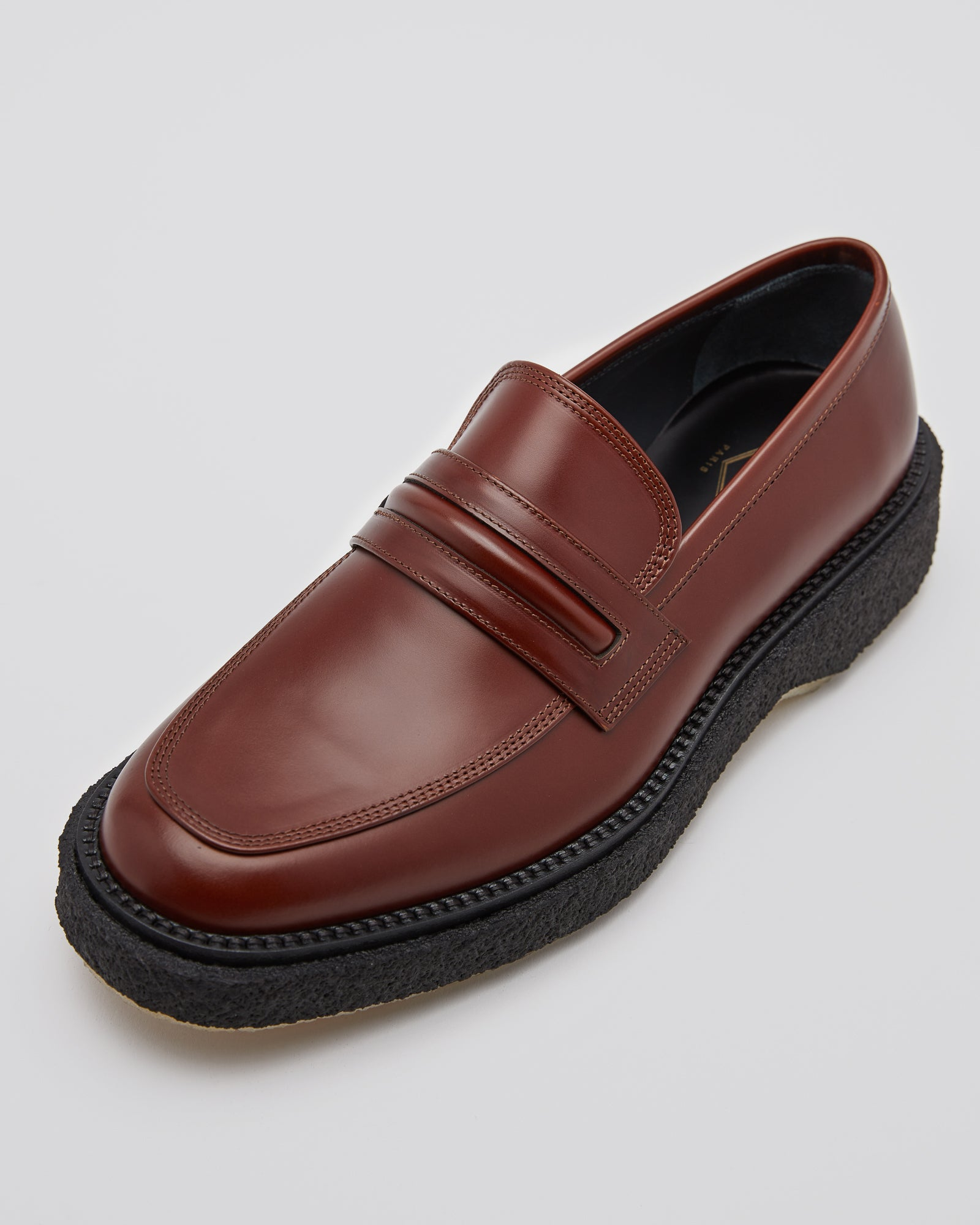 Type 147 Loafer in Medium Brown