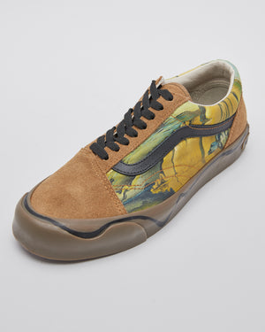 Ua Old Skool Twist Salvidor Dali in Brown