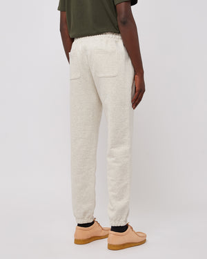 Uniform Sweatpants in Oatmeal