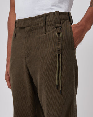 Uniform Trouser in Olive