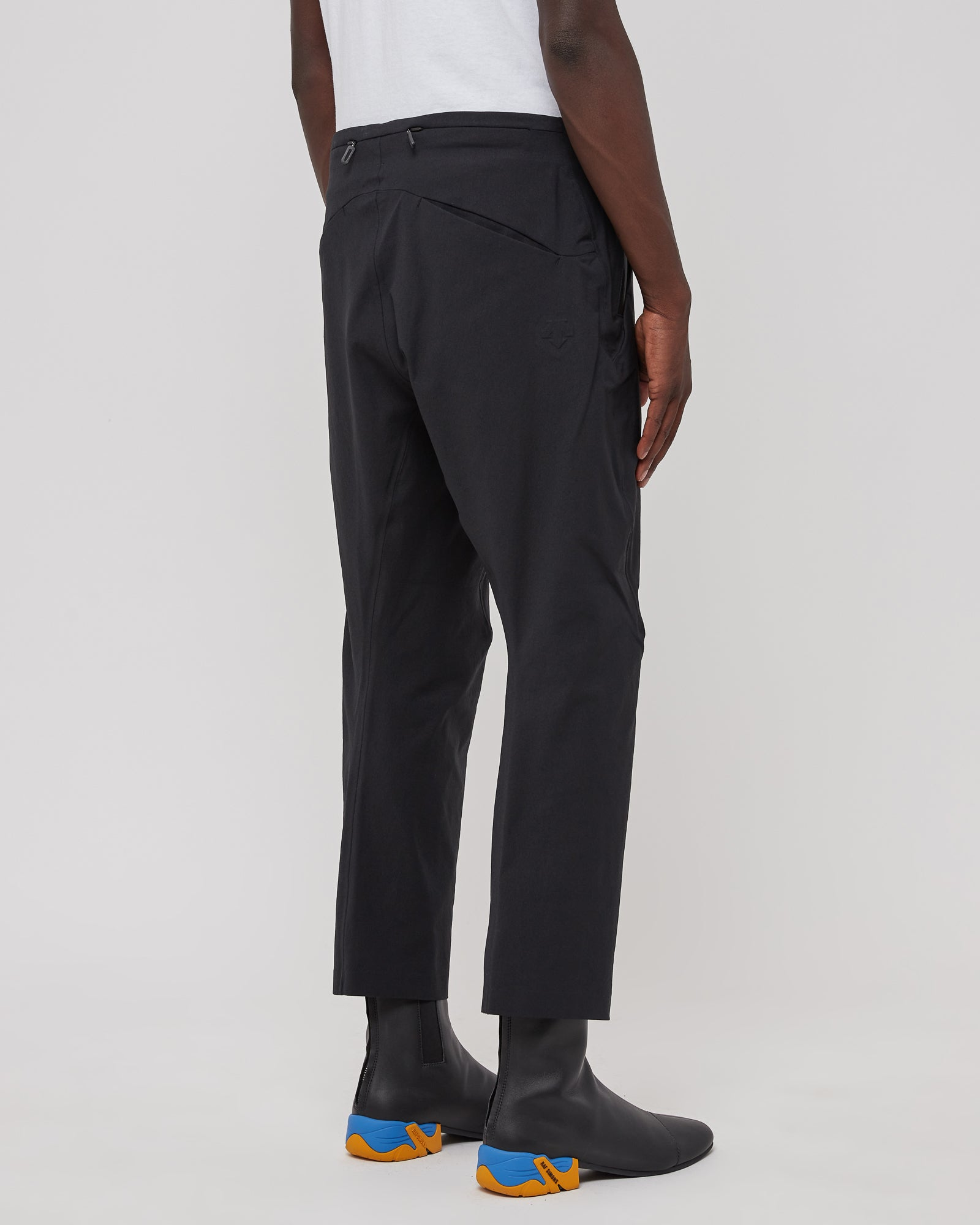 Relaxed Articulation Pants in Black
