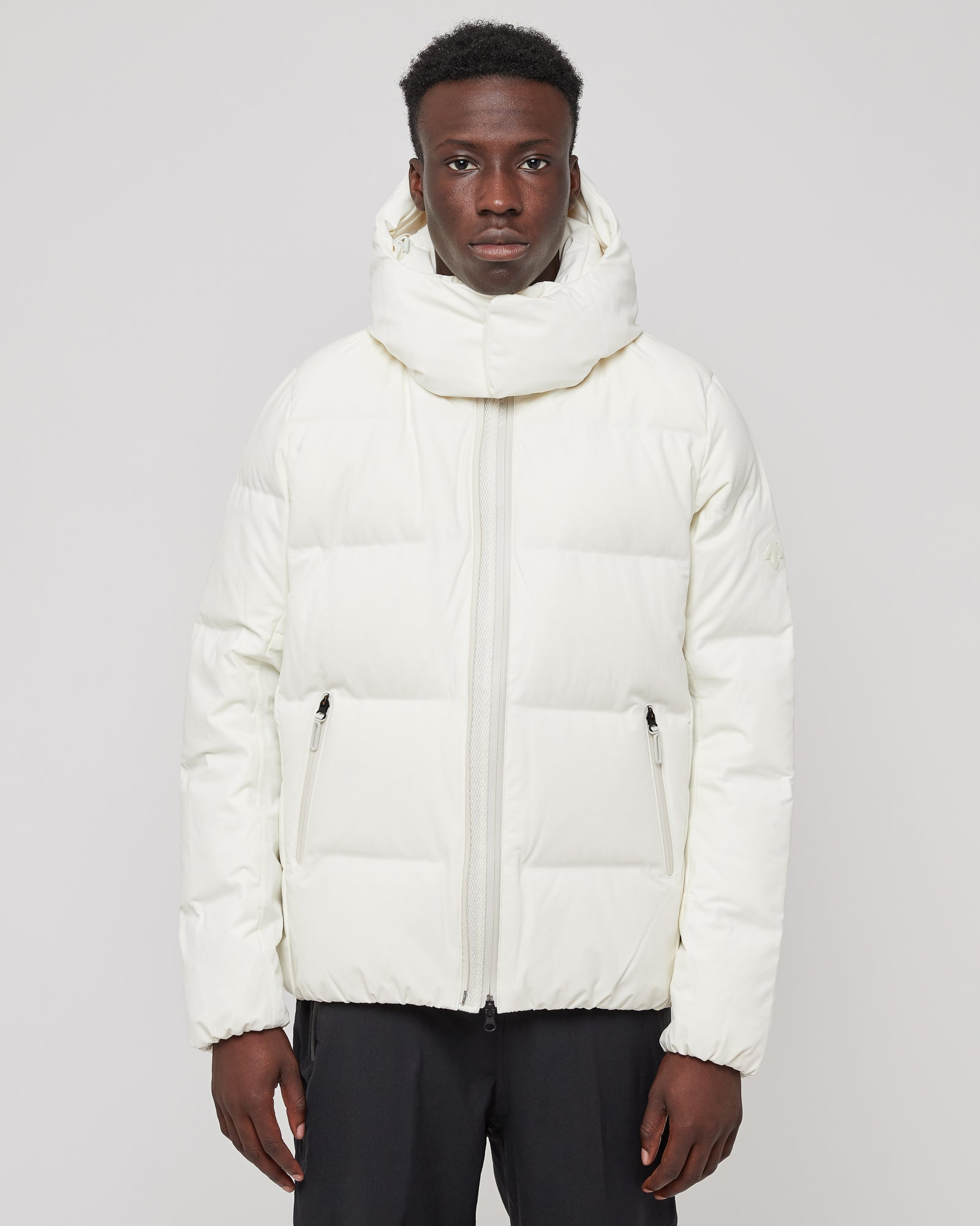Mizusawa Down Jacket in White