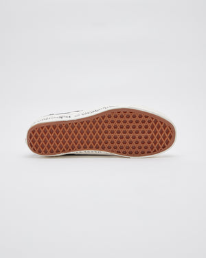 Jim Goldberg OG Classic Slip-On in Tv Static