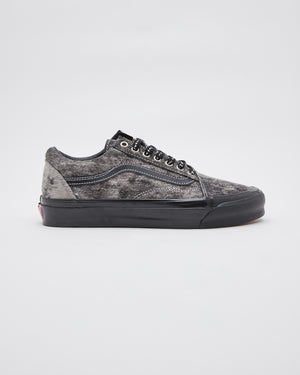 Jim Goldberg OG Old Skool LX in Acid Wash Denim