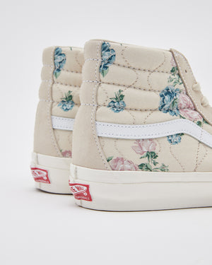 Jim Goldberg OG SK8-Hi LX in Floral Mattress