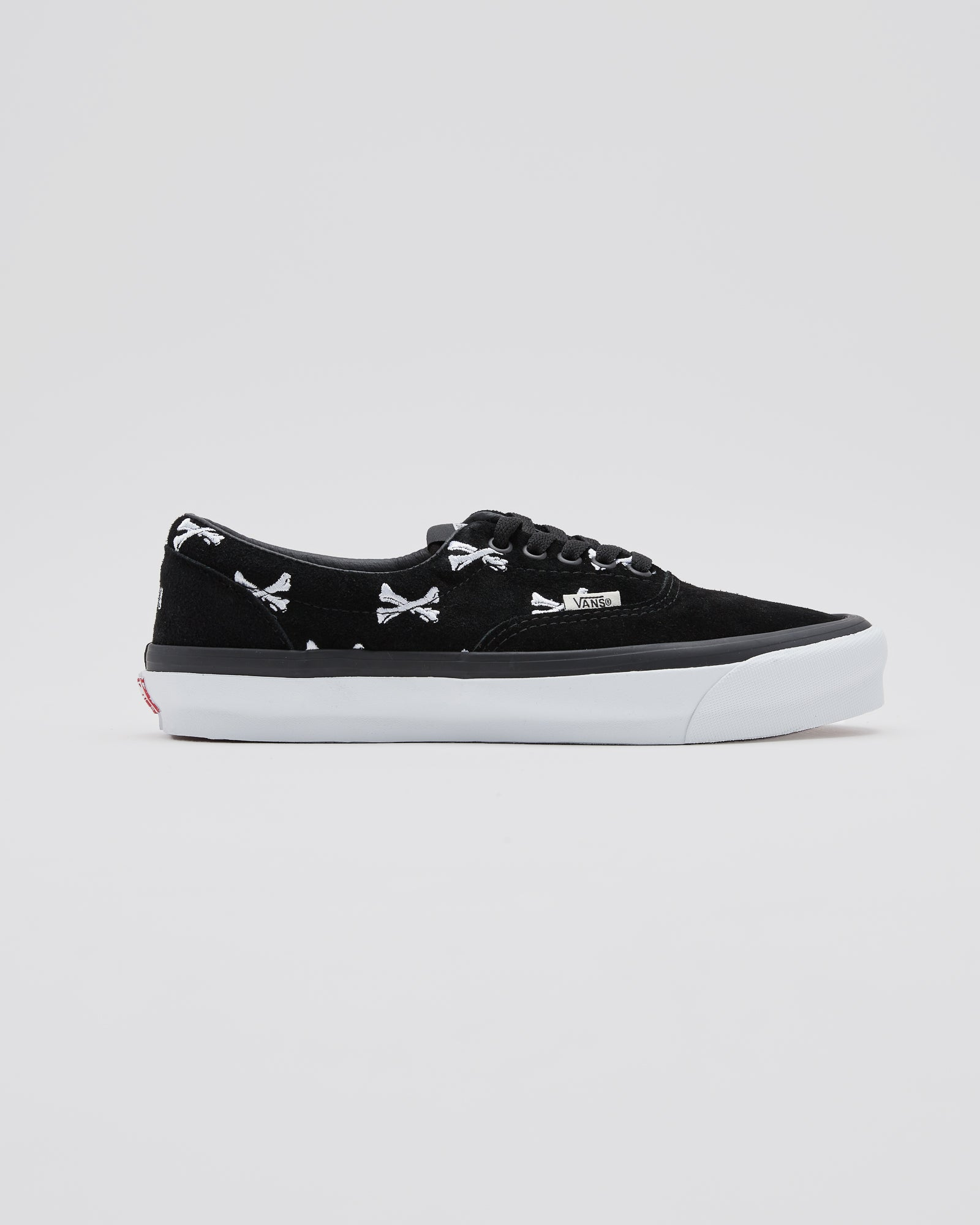 Vans X Wtaps OG Era in Bones/Black