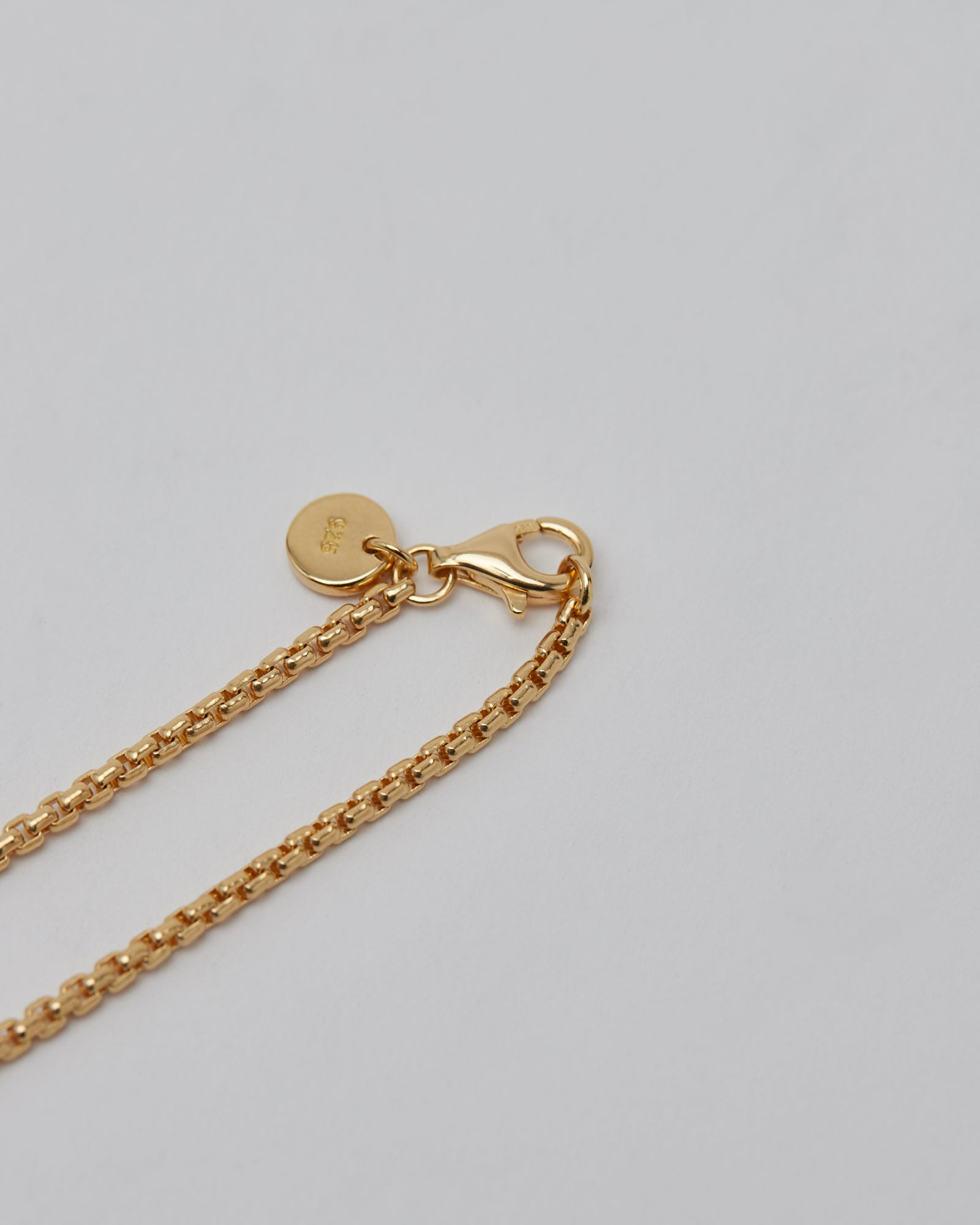 Venetian Chain in Gold 18 in