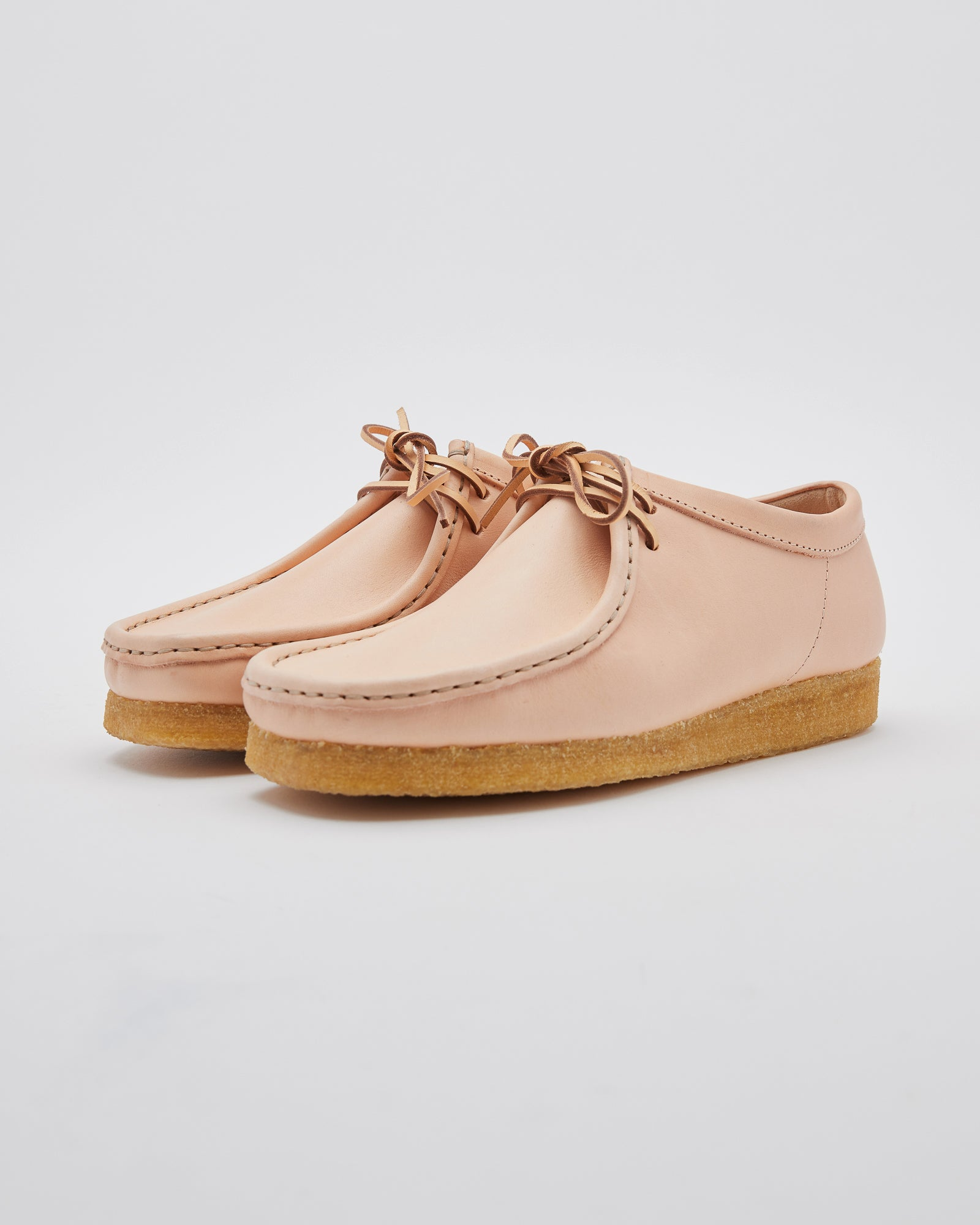 Wallabee in Natural Tan
