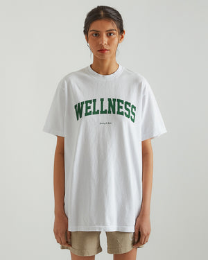 Wellness Ivy T-Shirt in White
