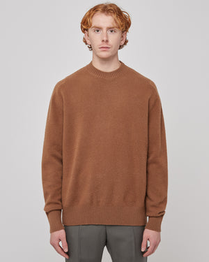 Whistler Crewneck in Toffee