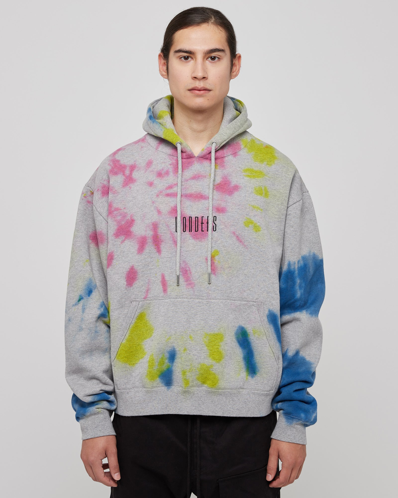 Arts & Crafts Hoodie in Multi Spray